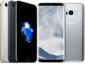 World's best-selling smartphones in Q2 2017: Samsung Galaxy S8, iPhone 7, Redmi 4A and more