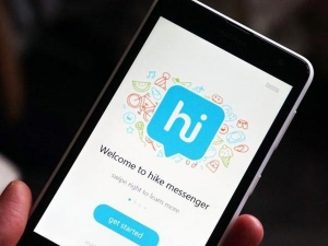 Hike Messenger announced the launch of a new marketing campaign \