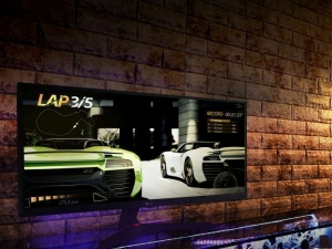 LG's wide screen monitors offer latest and best display technology for immersive gameplay