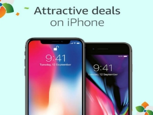 Amazon Great Indian Sale: Attractive Deals on iPhone X, iPhone 8 Plus, iPhone 6, iPhone SE and more