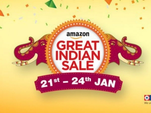 Amazon Great Indian Sale Offers on smartphones, laptops, TVs, electronics, and more