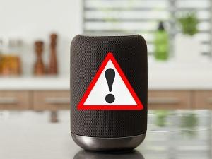 Do smartspeakers post privacy risk?