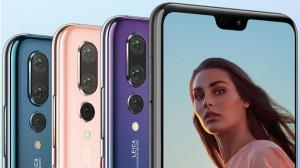 Huawei to ditch the controversial notch in favor of a hole in the screen