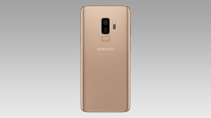Samsung launches Galaxy S9+ in Sunrise Gold variant