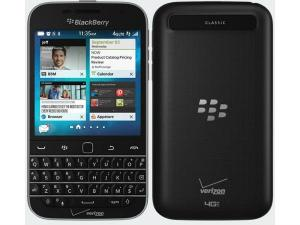 BlackBerry Classic Non Camera QWERTY Smartphone Goes Official