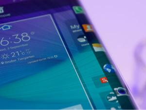 Samsung Galaxy Note 5 Edge To Have a Dual Curved Screen