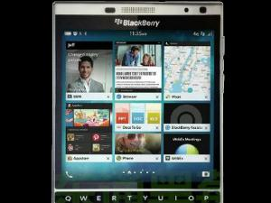 BlackBerry Oslo: Alleged BlackBerry Passport Successor Image Leaked