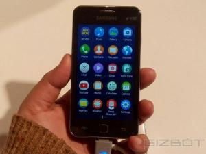 Samsung Z1 Latest Update Brings New WhatsApp Shortcut