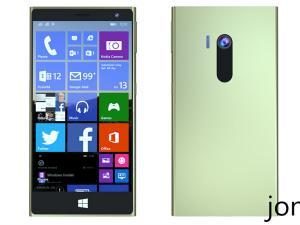 Lumia 2000 Concept, Featuring Premium Design and Superior Looks