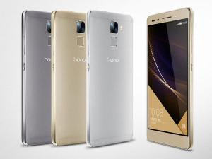 Gionee Elife E8 vs Huawei Honor 7: The Key Differences!