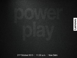 Lenovo Vibe P1, P1m Smartphones to Launch in India on October 21!
