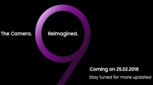 Samsung Galaxy S9 India release teased by Flipkart