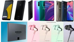Week 48, 2018 launch round-up: ASUS Zenfone Max M2, Nokia 8.1 and more