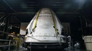 Will SpaceX Succeed In Catching Crew Dragon In A Net?