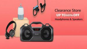 Amazon Clearance Sale 2020: Up to 60% Offer On Music Devices