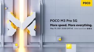 Poco M3 Pro 5G Confirmed To Pack 90Hz Display