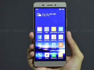 Hands-on with Gionee Marathon M5 which packs a giant 6,020mAh Battery [FIRST LOOK]