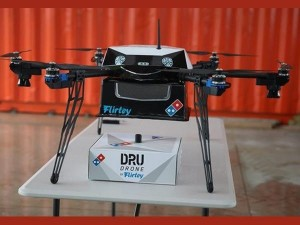 Now Drones Can Deliver Domino S Pizza At Your Doorsteps