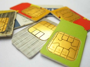 No Sim Card Without Aadhar Card