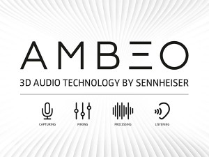 Sennheiser Samsung Bring 3d Audio Ambeo Earbuds Android