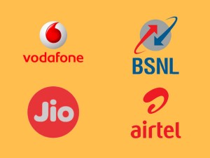 Reliance Jio Airtel Bsnl Vodafone 4g 3g Plans Voice Calls Free Tariff War Price