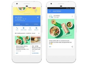 Google My Business Now Lets All Businesses Create Google Posts