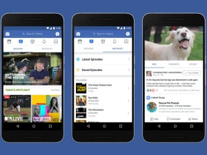 Facebook Watch Exclusive Video Platform Youtube Rival