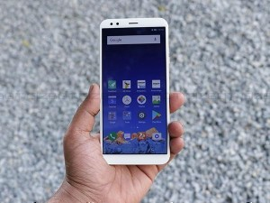 InFocus Vision 3 first impressions: A budget alternative to full-screen smartphones
