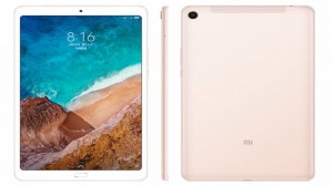 Xiaomi Mi Pad 4 Plus Officially Launched Rs 19 000 10 1 Inch Display