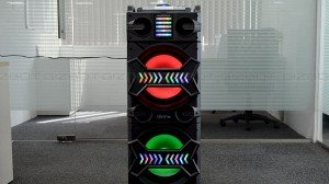 Aisen Trolley Dj Tower Speaker A20ukb830 Review Decent Part Speaker