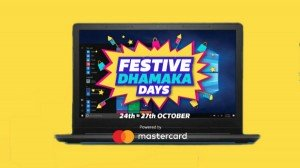 Flipkart Diwali Festive Dhamaka Day Offers Heavy Discounts And Offers On Laptops