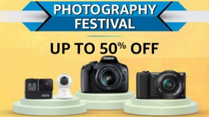 Amazon Photography Festival Up To 50 Off On Cameras Attractive Discounts
