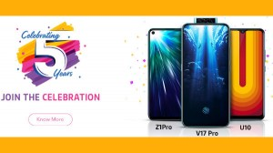 Vivo Celebrates Five Years In India Discount Offers On Vivo Smartphones