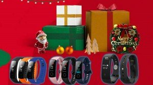 Christmas Santa Gift Ideas Best Smartbands To Buy Under Rs3000