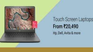 Flipkart Discount Offers On Best Laptops With Touch Screen Buy In India