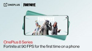 Oneplus Fortnite Partner For New Game On Creative Island