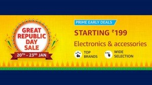 Amazon Great Republic Day Sale 2021 Offer On Laptops Printers Headphones And More