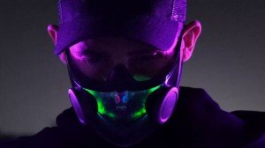 Razer N95 Mask With Rgb Voice Projection Blend Of Style And Safety
