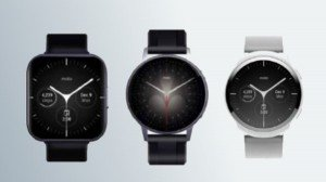 Moto Watch Moto Watch One Moto G Smartwatches Likely In The Offing