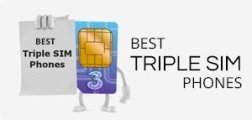 best triple sim phones