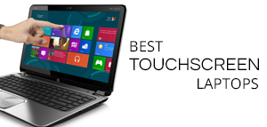 Best Touch Screen Laptops