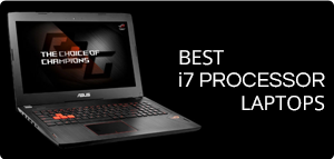 Best i7 Processor Laptops