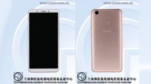 A mystery Vivo smartphone on TENAA listing; specs revealed
