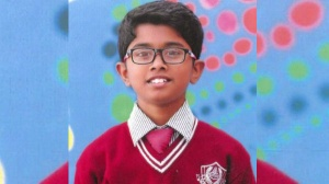 13-year old Indian boy owns a software company in Dubai