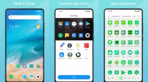 Xiaomi Mint Launcher bundled with Redmi Go listed on Play Store