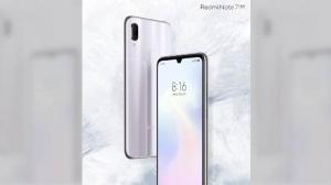 Xiaomi Introduces Redmi Note 7 New White Color Option