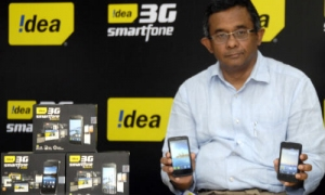 Idea Launches ID 920 and Aurus 3 at Rs 4950 and Rs 6990