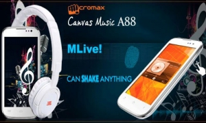 Top 15 Online Deals to Buy Micromax Music Canvas A88