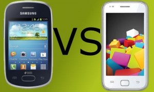 Samsung Galaxy Star vs Karbonn Smart A4+: Android Budget Newbies