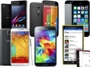 Top 40 Best Smartphones To Buy In 2014